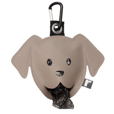 poepzakjeshouder doggy taupe