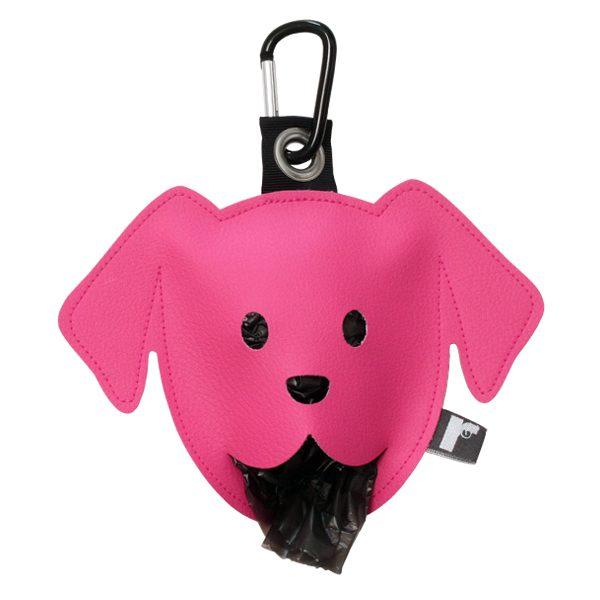 poepzakjeshouder doggy roze