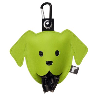 poepzakjeshouder doggy groen