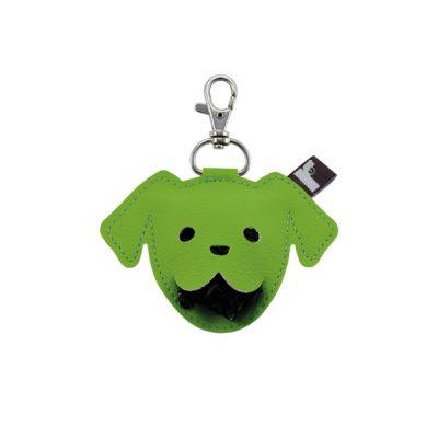 poepzakjeshouder puppy groen