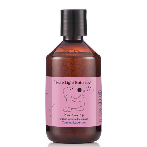 woefeltje honden shampoo pup pure light botanics