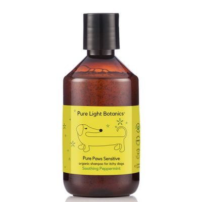 woefeltje honden shampoo sensitive pure light botanics
