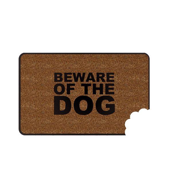 woefeltje deurmat hond