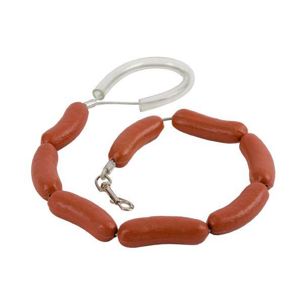Woefeltje hondenriem hotdog