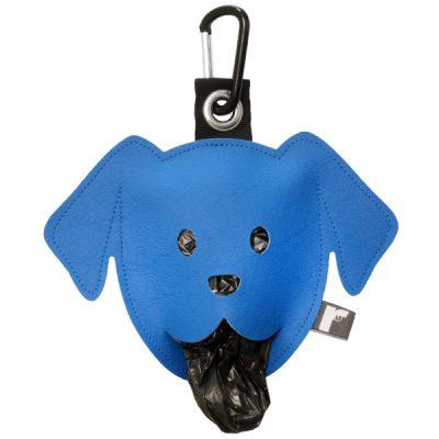 poepzakjeshouder doggy blauw