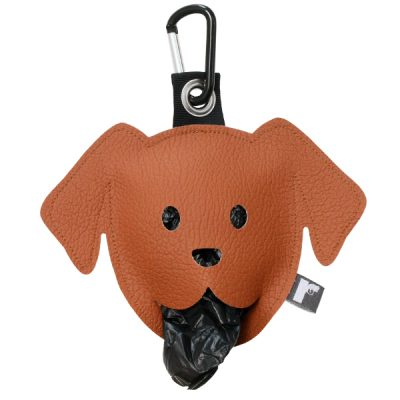 poepzakjeshouder doggy bruin