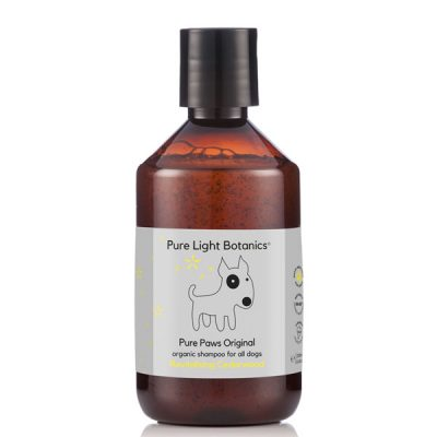 woefeltje honden shampoo original pure light botanics